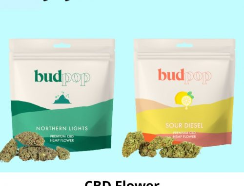 Premium CBD Flowers Launched by BudPop