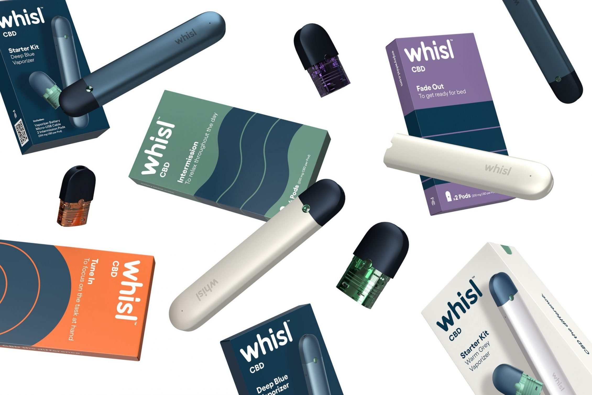 Canopy Growth Corporation-Introducing whisl- an Innovative CBD V