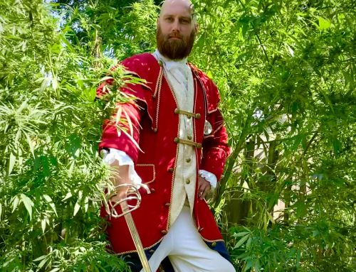 A LIFE IN A DAY: Thomas O'Neill: The Butter Baron of Cannabis