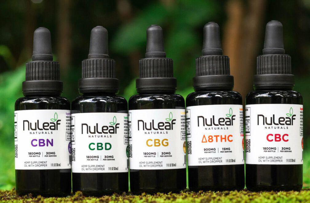 NuLeaf Family Oil