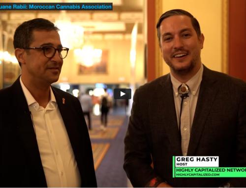 Interview: Redouane Rabii: Moroccan Cannabis Association
