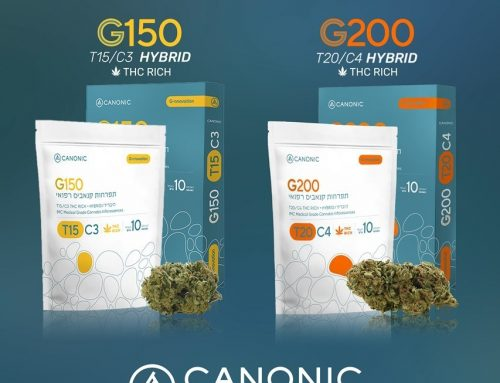 Canonic Announced Full Commercial Launch of its First Medical Cannabis Products in Israel