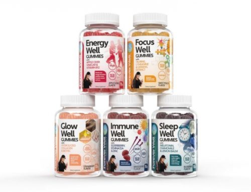 Global Widget teams up with Tony Little for launch of Forever Well Nutrition™ line of wellness products
