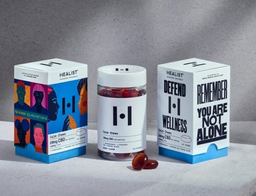 Healist Advanced Naturals Releases Limited-Edition Product in Honor of World Mental Health Day