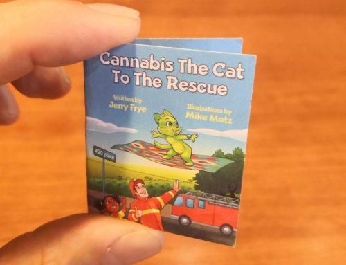 Follow Flying Feline Superhero Cannabis The Cat to Utah's First State Expo on Legal Marijuana Use