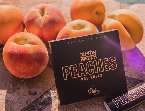 Justin Bieber Is Teaming Up With 'Peaches' Cannabis Joints